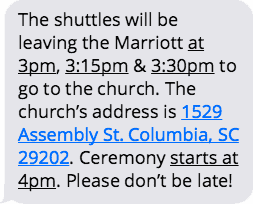 blurb_ios8_WT_sample-message_reminder_all-guests_shuttle-schedule copy